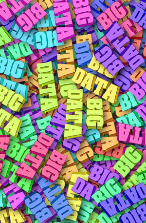 Find massive bandwidth for your big data.