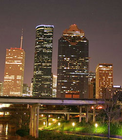 Find fiber optic services for Houston, Texas and other business locations...