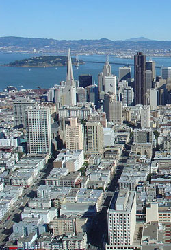 dedicated fiber optic wavelength services available for San Francisco and Silicon Valley locations...