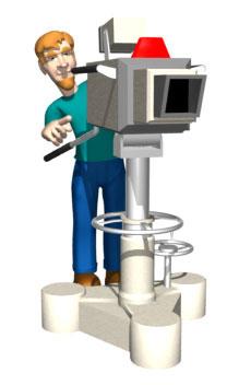 Get worldwide video transport services for broadcast or program distribution...